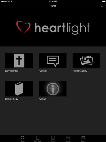Heartlight - Daily Devotionals - náhled