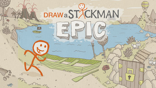 Draw a Stickman: EPIC Free screenshot 1