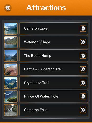 Waterton Lakes National Park screenshot 8