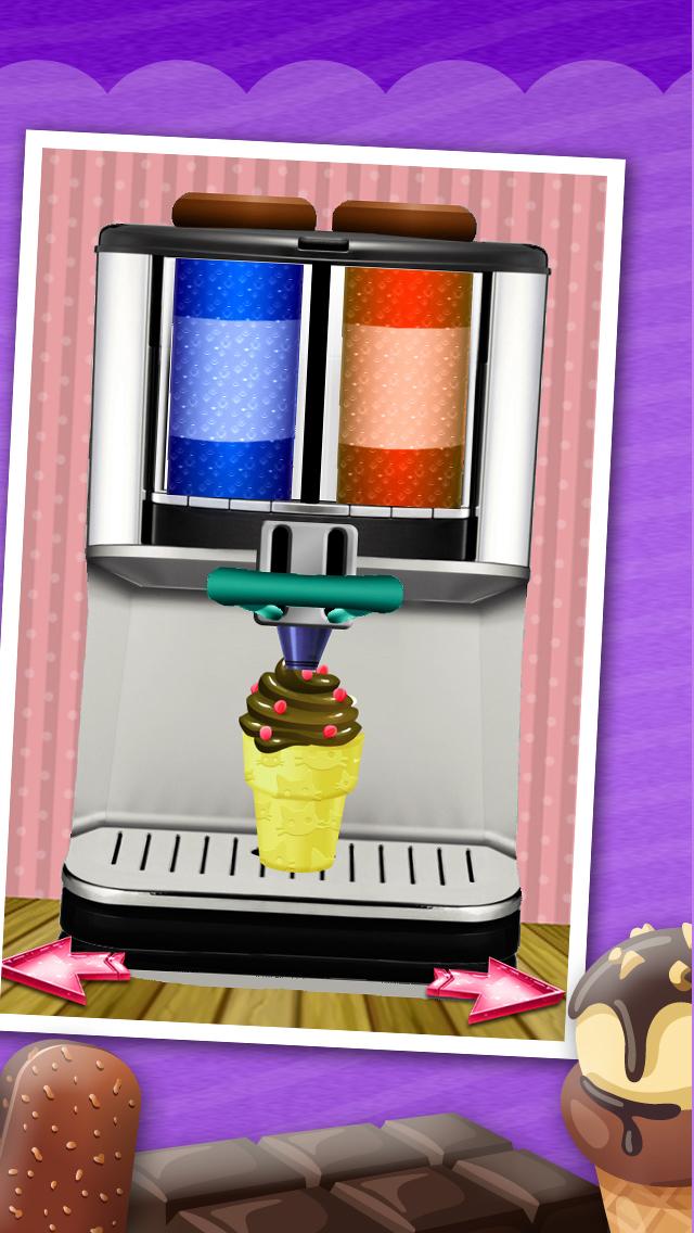 A+ Chilly Dessert Maker & Sweet Ice Cream Creator - Cone, Sundae, & Sandwich screenshot 3