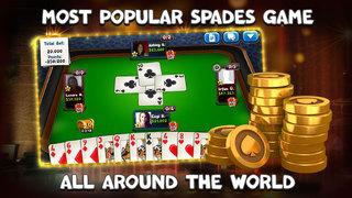 Spades Plus - Card Game screenshot 2