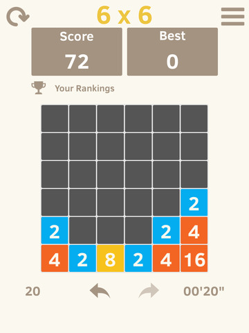 2048 4096 8192 screenshot 8