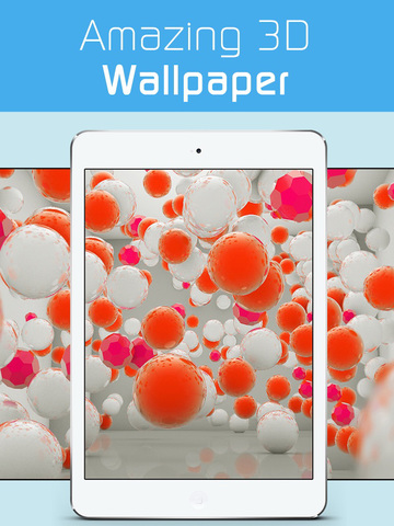Amazing 3D Live Wallpapers & HD Backgrounds - 3D Images & Live Photos for Lock Screen Themes screenshot 6