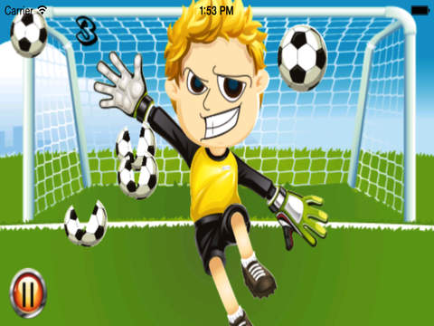 Soccer Perfect : Win Dream League screenshot 8