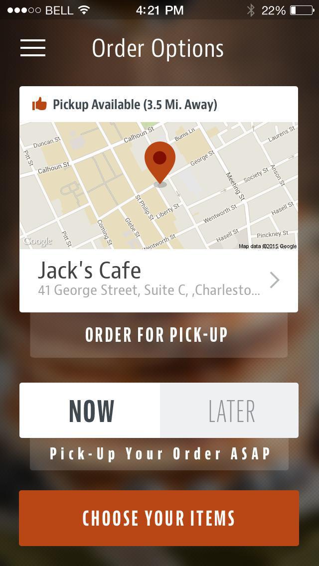 Jack's Cafe screenshot 2