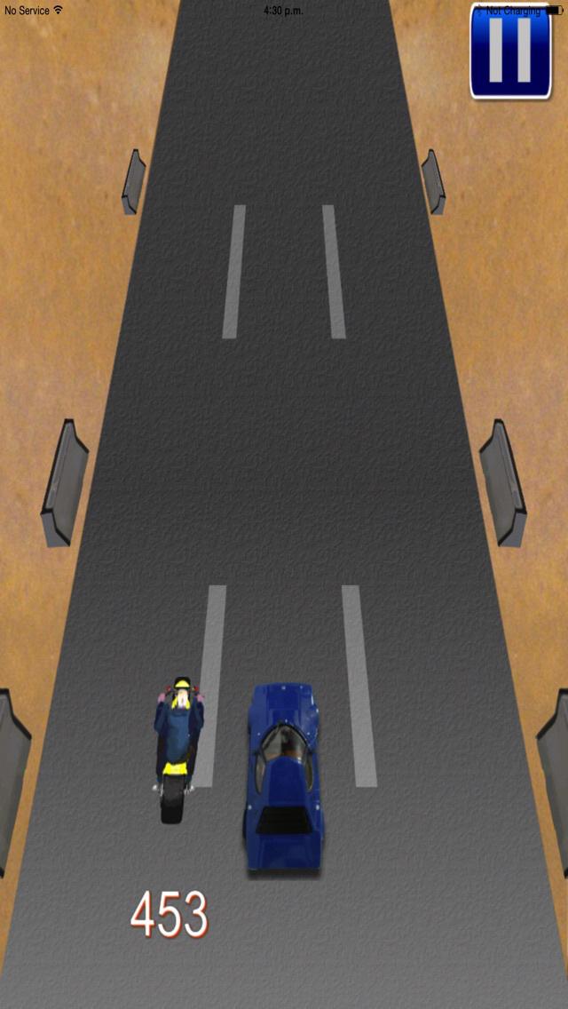 Moto Driver Sport PRO screenshot 1