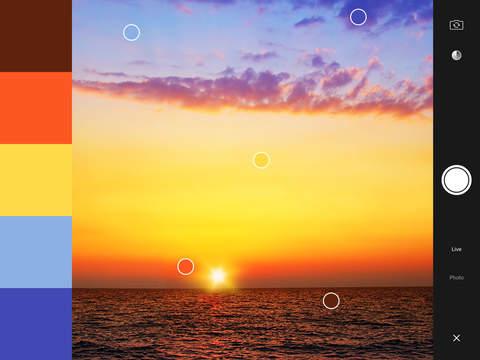 Adobe Color CC – capture color themes screenshot 6