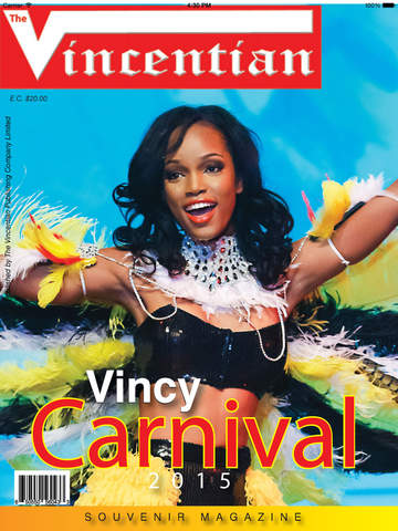 Vincy Carnival Souvenir Magazine screenshot 6