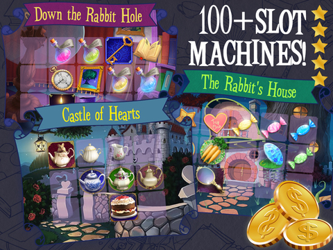 Mad Hatter Party Slots screenshot 6