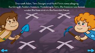 Tom Sawyer - Multi-Language book screenshot 5