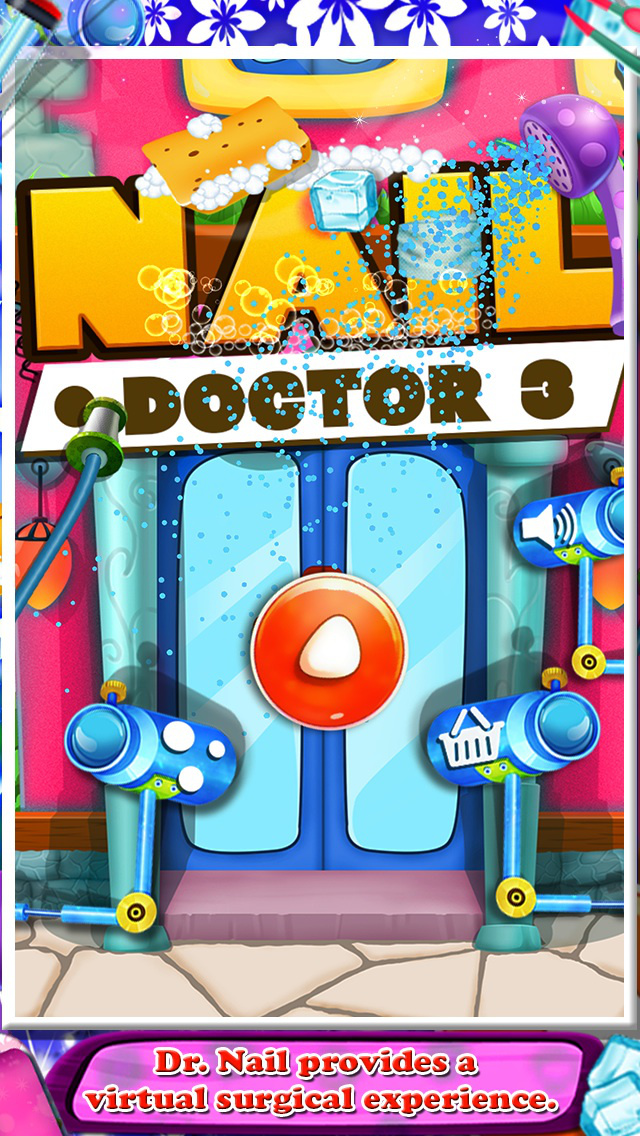Nail Doctor 3 screenshot 1