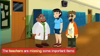 Zac and Zoey - Interactive Kids Stories screenshot 2