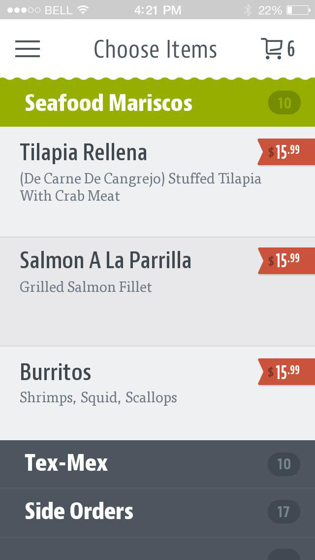 Two Amigos Restaurant screenshot 3