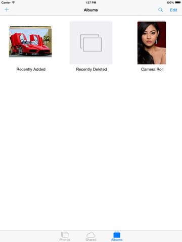 CamRoll - Custom Camera Roll Album for iOS 8 screenshot 6
