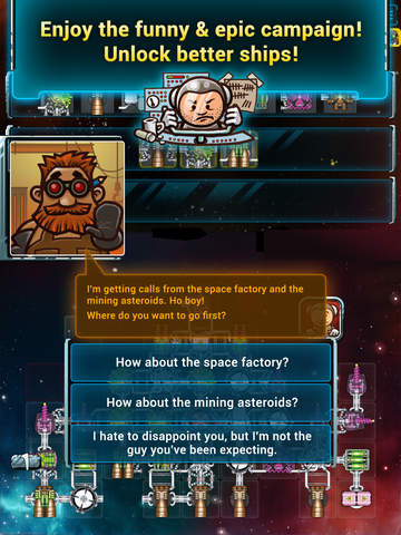 Galaxy Trucker screenshot 5