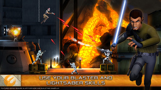 Star Wars Rebels: Recon Missions screenshot 1