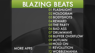 AAA³ Blazing Beats - House Hit Song Maker screenshot 2