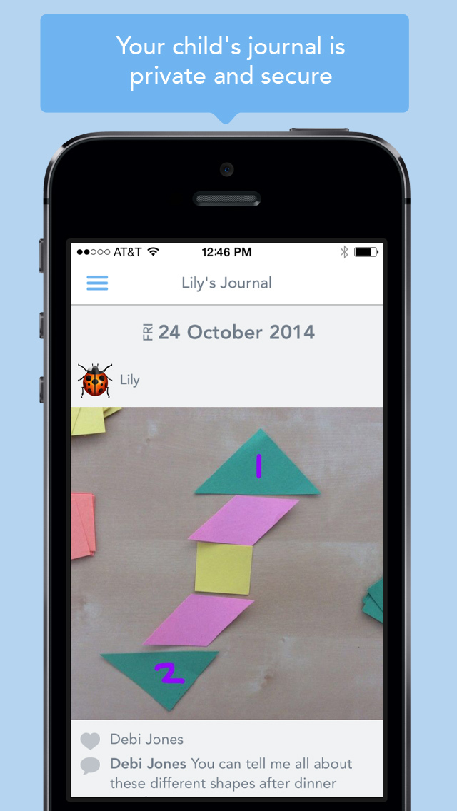 Seesaw Parent and Family screenshot 4