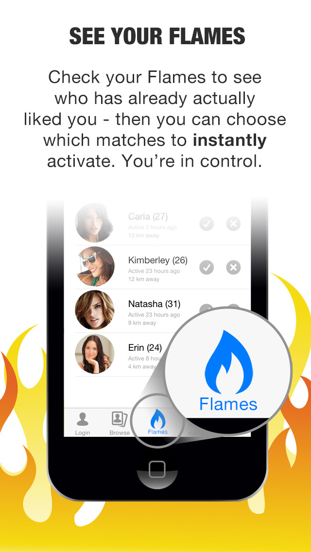 Flame for Tinder Dating - Boost plus Liker Tools | Apps | 148Apps