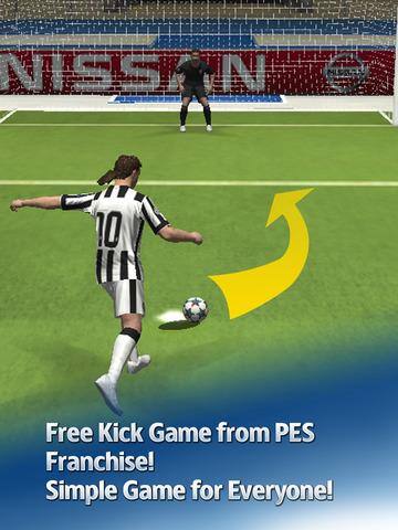 UEFA Champions League PES FLiCK screenshot 6