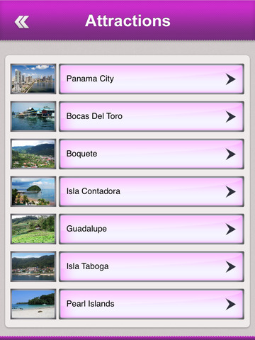 Panama Tourism Guide screenshot 8