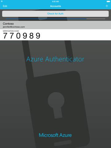 Microsoft Authenticator screenshot 10