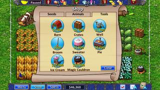 Fantastic Farm: Maggie's Magic Story screenshot 3