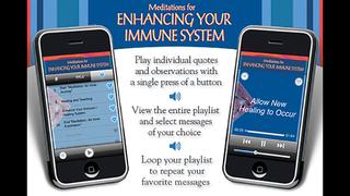 Meditations Enhancing the Immune System – Bernie S. Siegel, M.D. screenshot 2