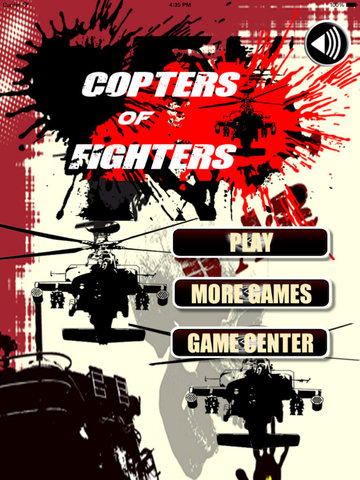 Copters Of Fighters - Iron Air Force Attack screenshot 6
