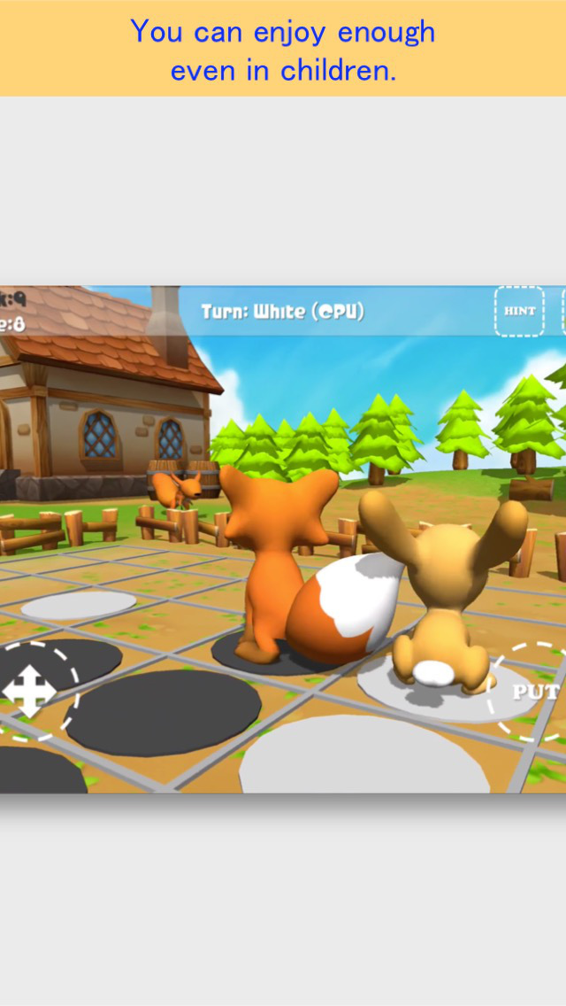 Fox Othello FREE screenshot 5