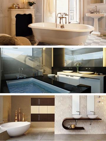 Bathroom Designs Catalog - Interior decor Ideas screenshot 8