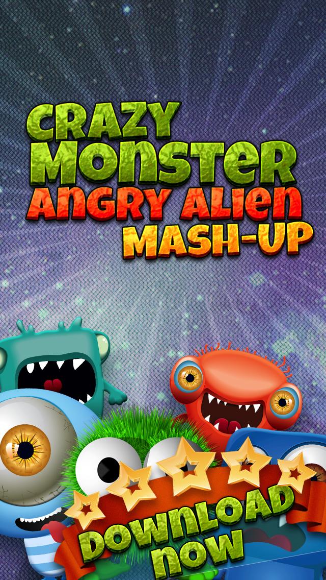 A Alien Monster Crazy Mash-Up PRO screenshot 1