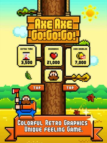 Axe Go! Multiplayer screenshot 10