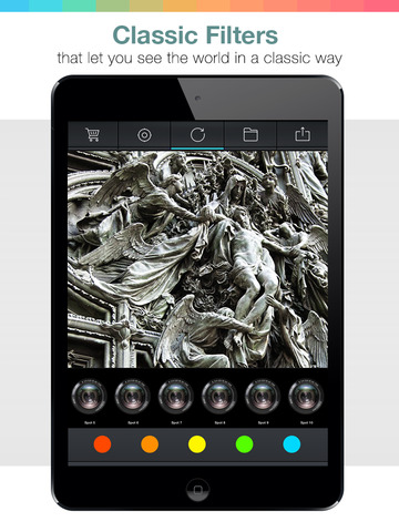 Noir After Light Cam - black and white photo editor plus effects & filters screenshot 10