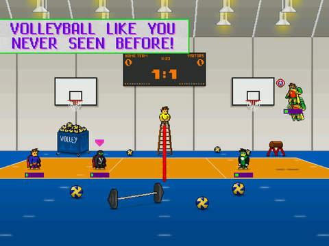 Extreme Beach Volley screenshot 9
