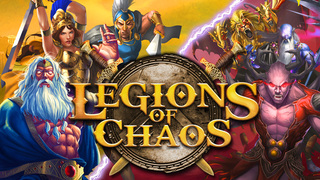 Legions of Chaos - The Ultimate Free War RPG Card Battle Game screenshot 5