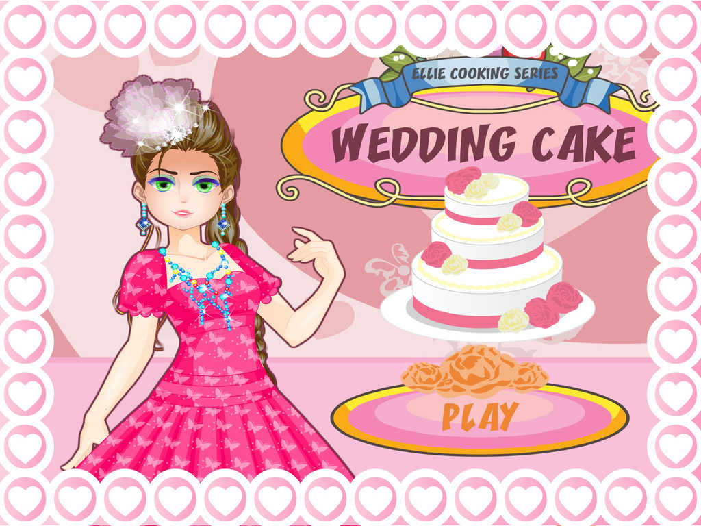 cooking wedding cake games app shopper ellie cooking wedding cake 12930