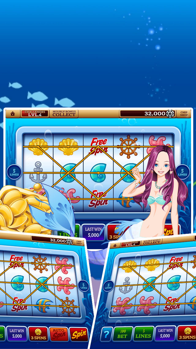 Amazing Casino Palace: Real Slots Vegas Application! screenshot 2
