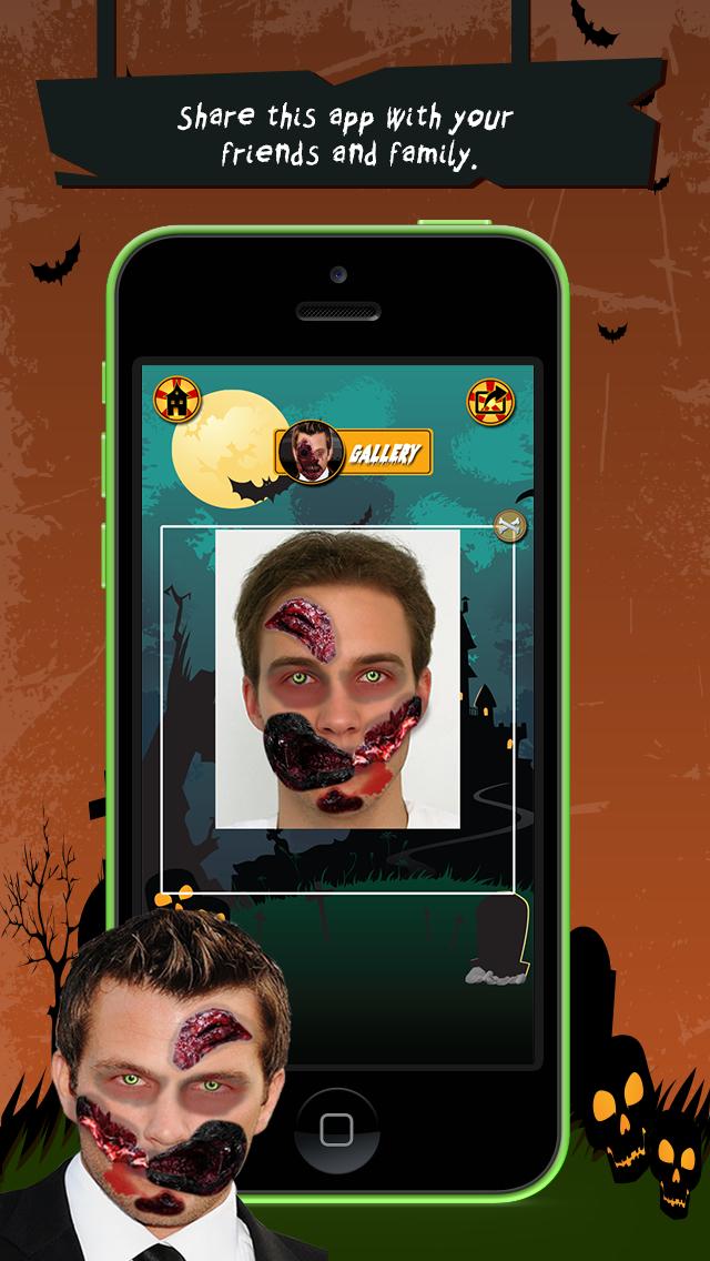 Zombie-Booth screenshot 5