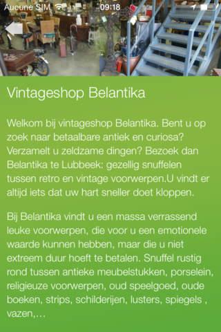 Vintageshopping Belantika - náhled