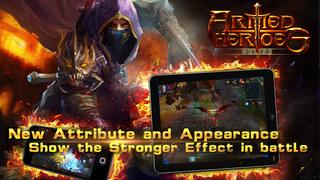 Armed Heroes BGI screenshot 3