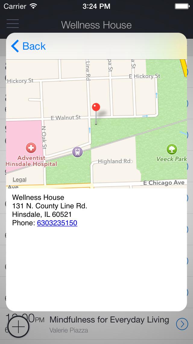 Wellness House screenshot 3