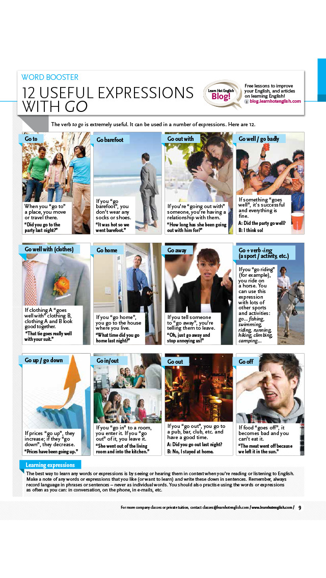 Learn Hot English Magazine screenshot 3