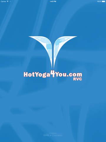 Hot Yoga 4 You RVC screenshot #1