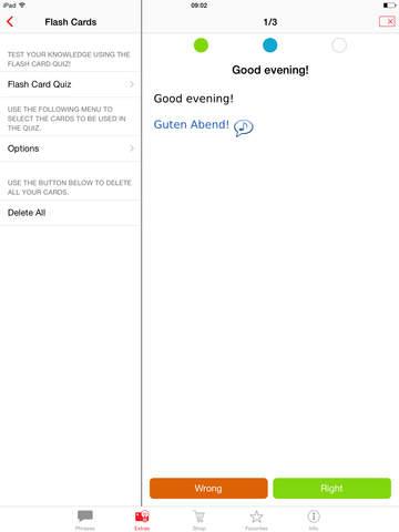 Talk&Travel Berlitz – the offline phrase books with audio. screenshot 10
