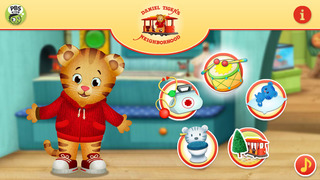 Daniel Tiger's Play at Home screenshot 1
