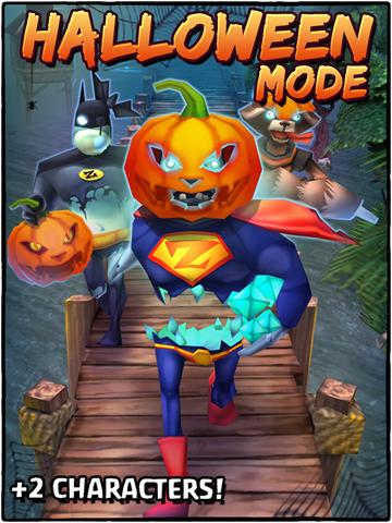 Zombie Run HD screenshot 6