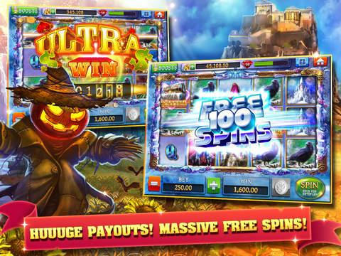 Slots - Journey of Magic HD+ screenshot 10