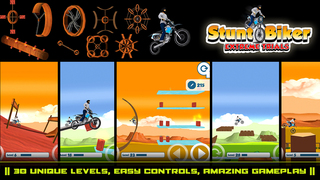 Stunt Biker Extreme Trials screenshot 1