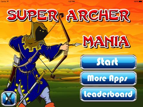 Super Archer Mania PRO screenshot 10